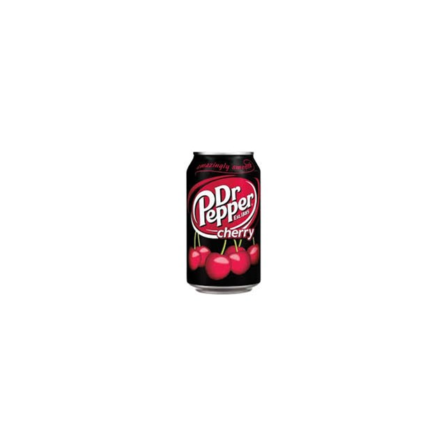 USA DR PEPPER CHERRY