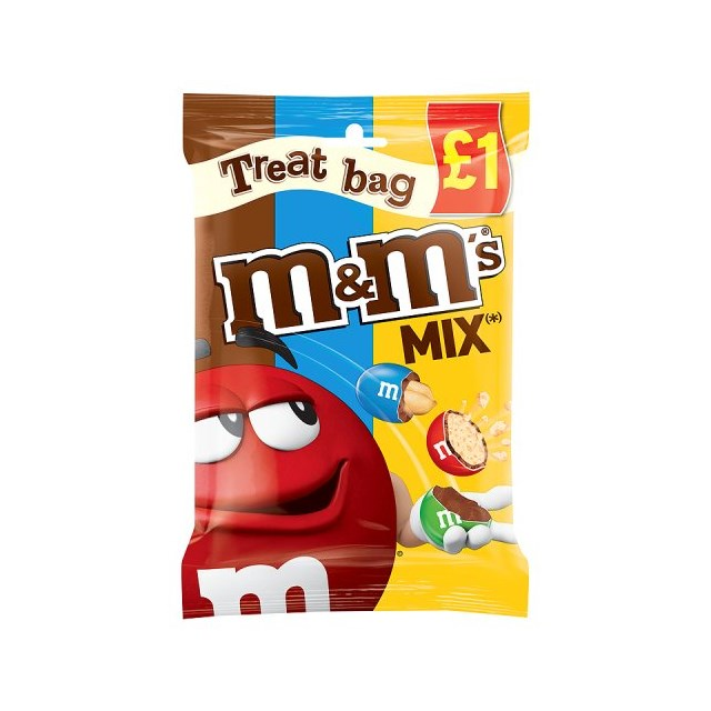 TREAT £1 M&M MIX