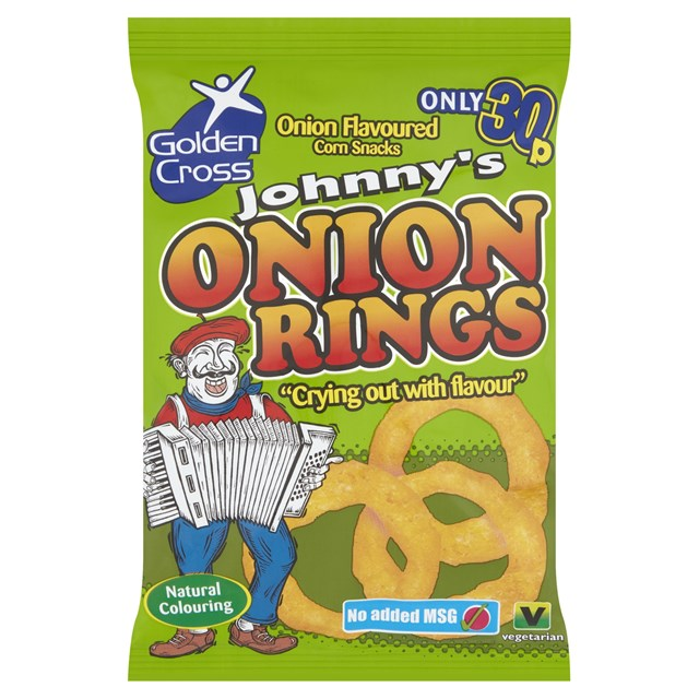 JOHNNY ONION RINGS