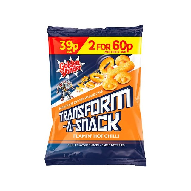 TRANSFORMERS 2 FOR 60P OR 39P CHILLI