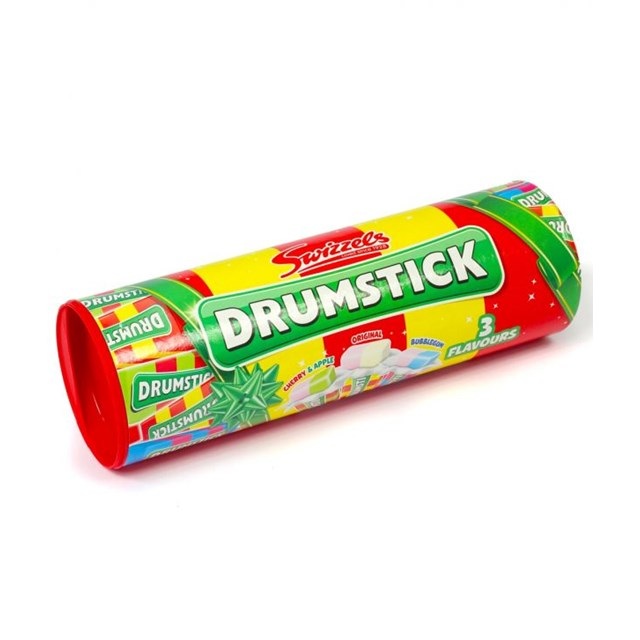 SWIZZELS GIFT TUBES DRUMSTICK LOLLIES 108g