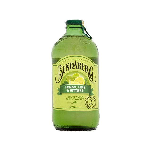 BUNDABERG LEMON & LIME BITTERS