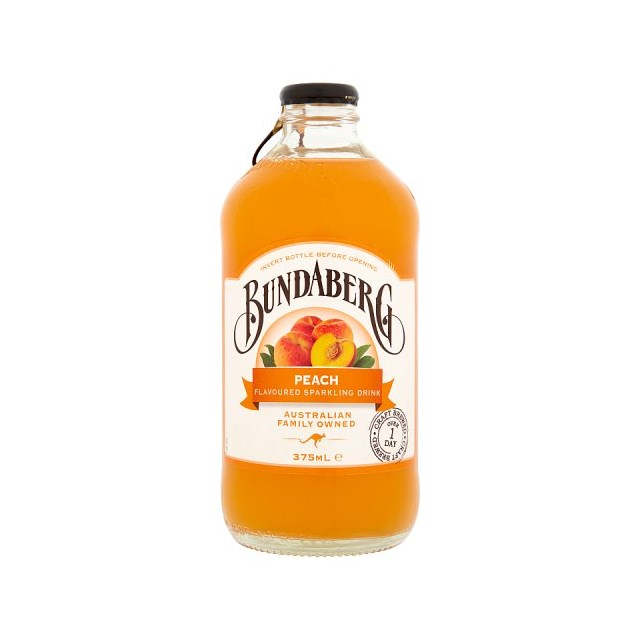 BUNDABERG PEACH