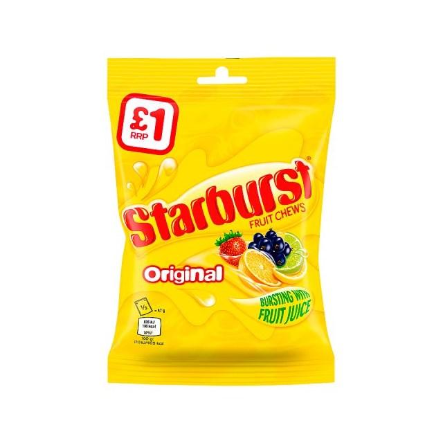 STARBURST £1 BAGS