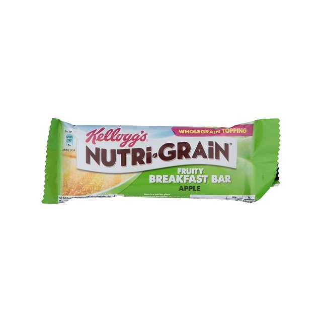 KELLOGGS CEREAL BARS NUTRIGRAIN APPLE