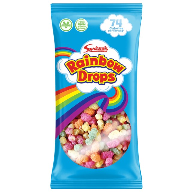 RAINBOW DROPS GIANT 80g (8 PACK)