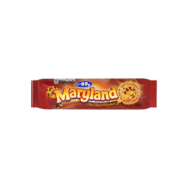 MARYLAND 89P CHOC & HAZELNUT