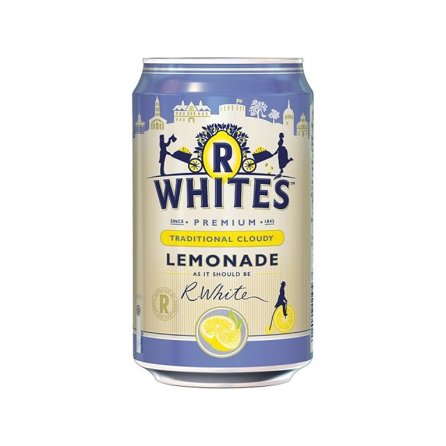 R WHITES CLOUDY LEMONADE