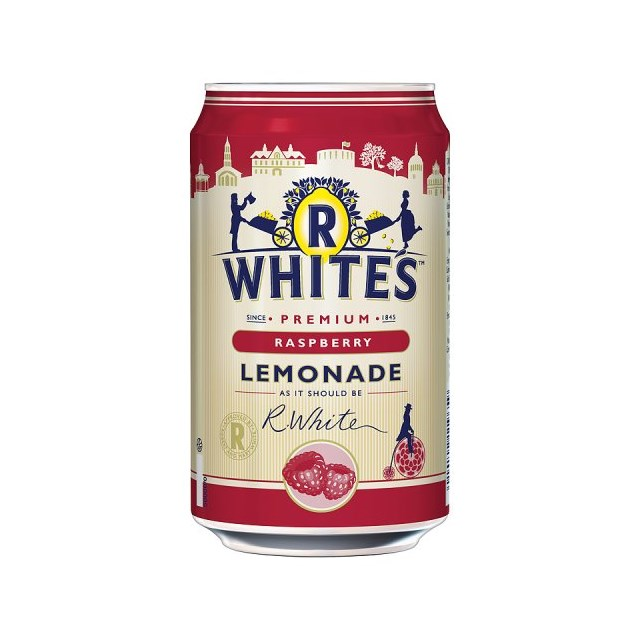 R WHITE RASPBERRY LEMONADE