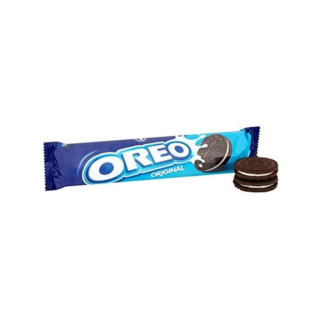 OREO ORIGINAL BISCUITS 154g  (16 PACK)