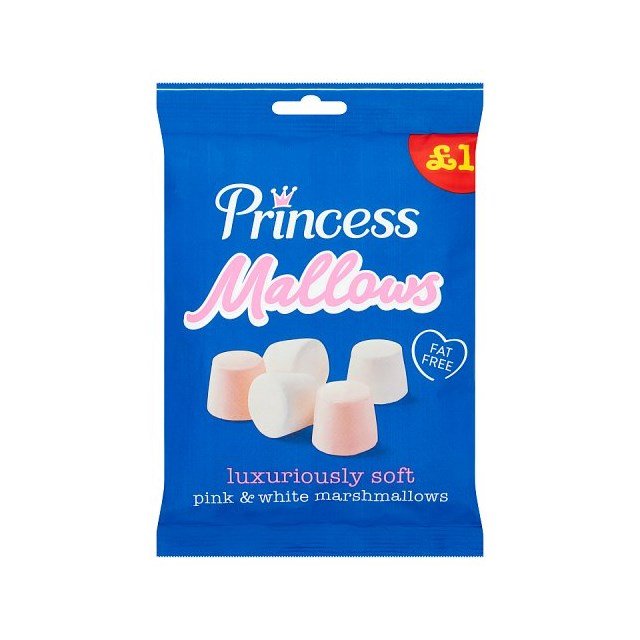 PRINCESS MALLOWS £1
