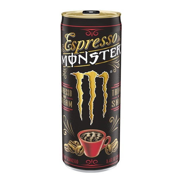 MONSTER ESPRESSO CREAM