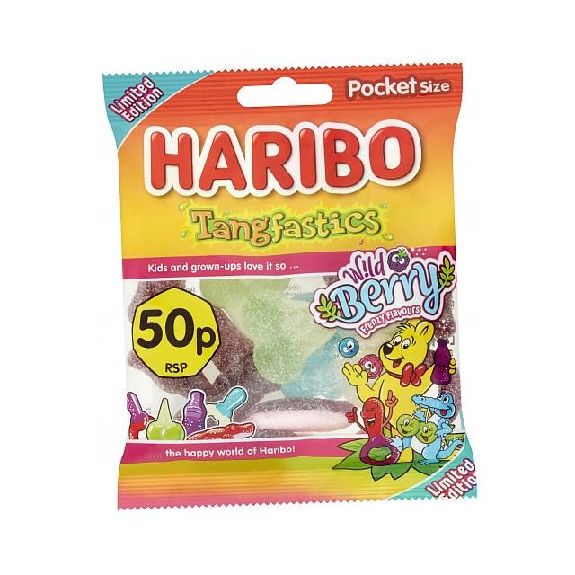 HARIBO 50P TANGFASTIC WILD BERRY 70g (20 PACK)