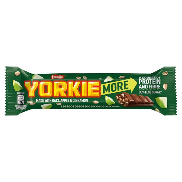 YORKIE MORE PROTEIN