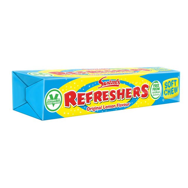 SWIZZELS 30P REFRESHERS STICKPACK