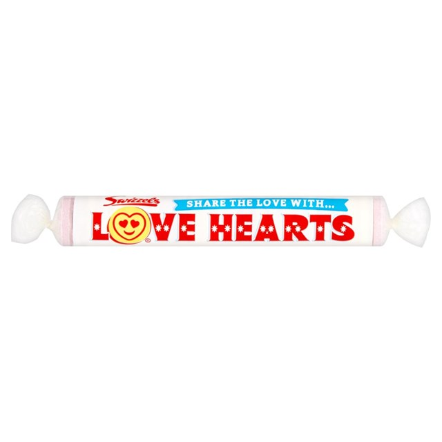 SWIZZELS 30P LOVE HEARTS