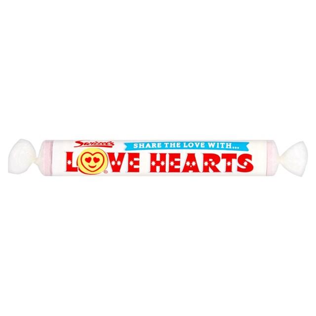 SWIZZELS LOVE HEARTS 30p (24 PACK)