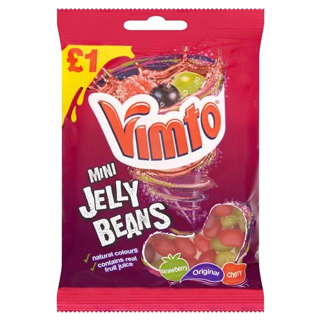 VIMTO £1 JELLY BEANS