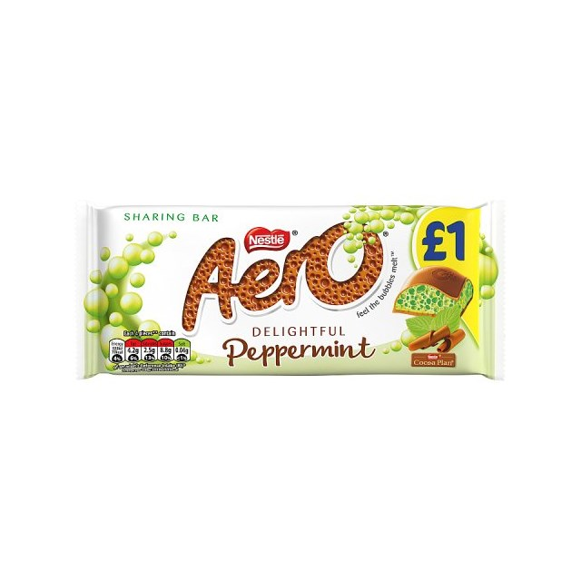 AERO £1 PEPPERMINT