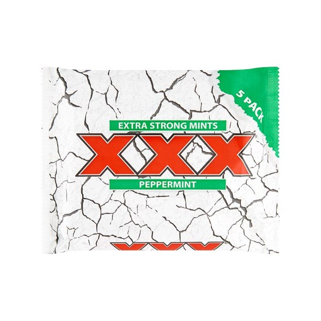 XXX MINTS 5PACK