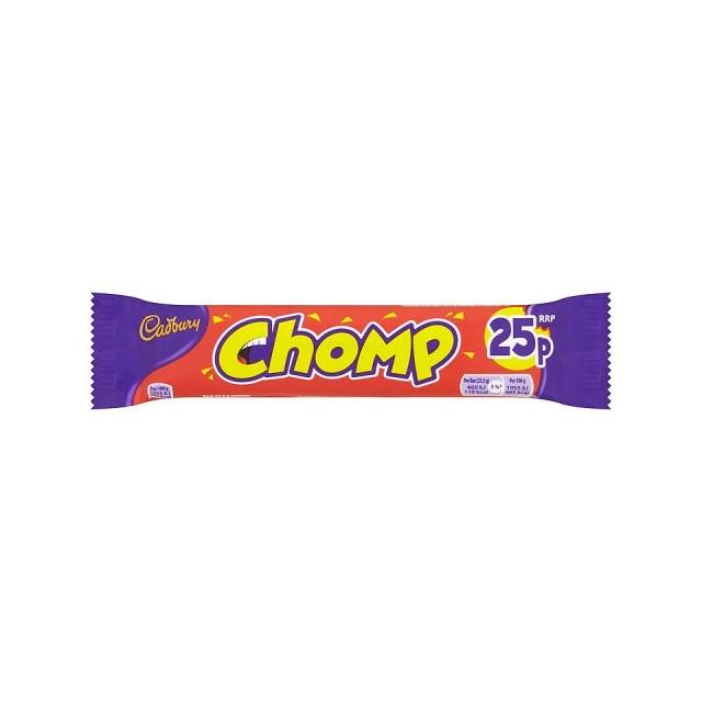 CADBURYS CHOMP 25p (60 PACK)