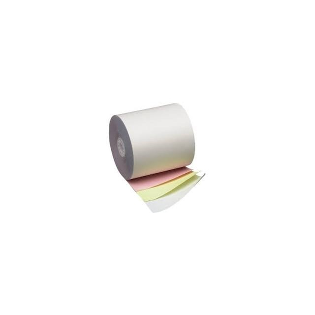 TILL ROLL 3 PLY WHITE/PINK/YELLOW #064