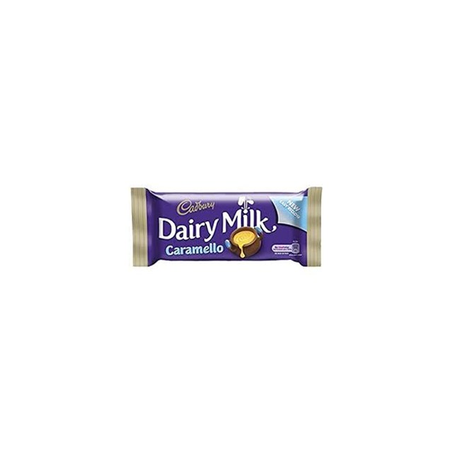 DAIRY MILK IRISH CARAMELLO 47g (48 PACK)