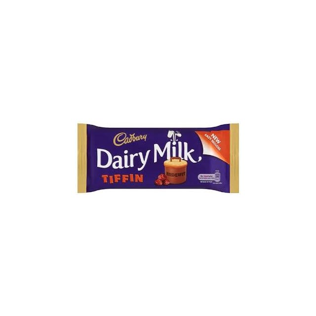 DAIRY MILK IRISH TIFFIN