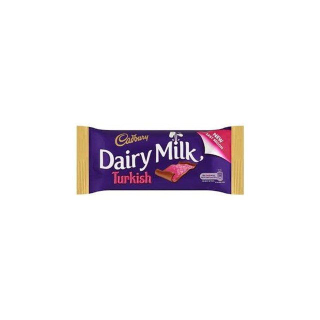 DAIRY MILK IRISH TURKISH