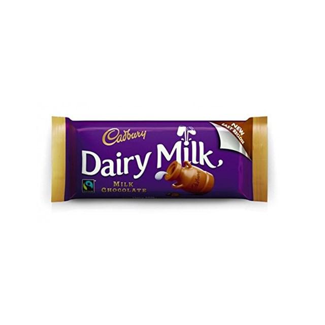 DAIRY MILK IRISH MILK CHOCOLATE