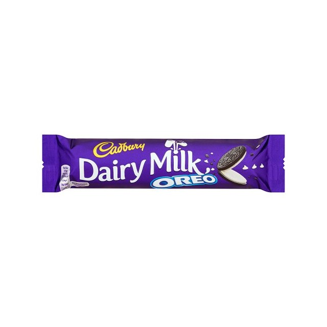 CADBURYS DAIRY MILK OREO CHOCOLATE BARS 41g (36 PACK)