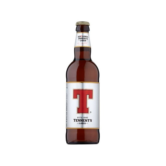 TENNENTS 500ML BOTTLE