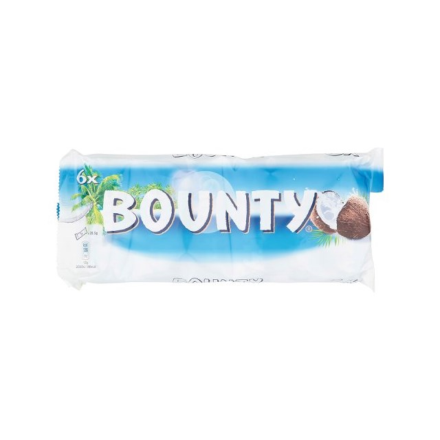 BOUNTY MINI MULTIPACK