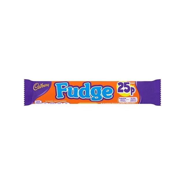 FUDGE 25P