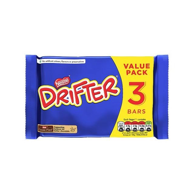 DRIFTER 3 PACK