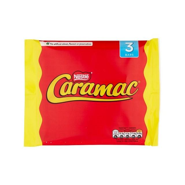 CARAMAC 3 PACK