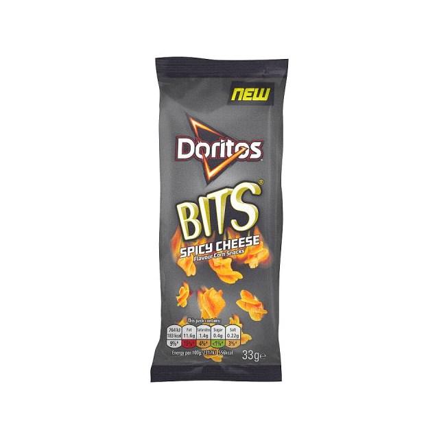 DORITOS BITS SPICY CHEESE