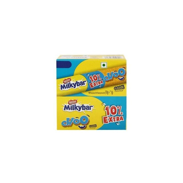 MILKYBAR CHOOS (INDIA) 10g (28 PACK)