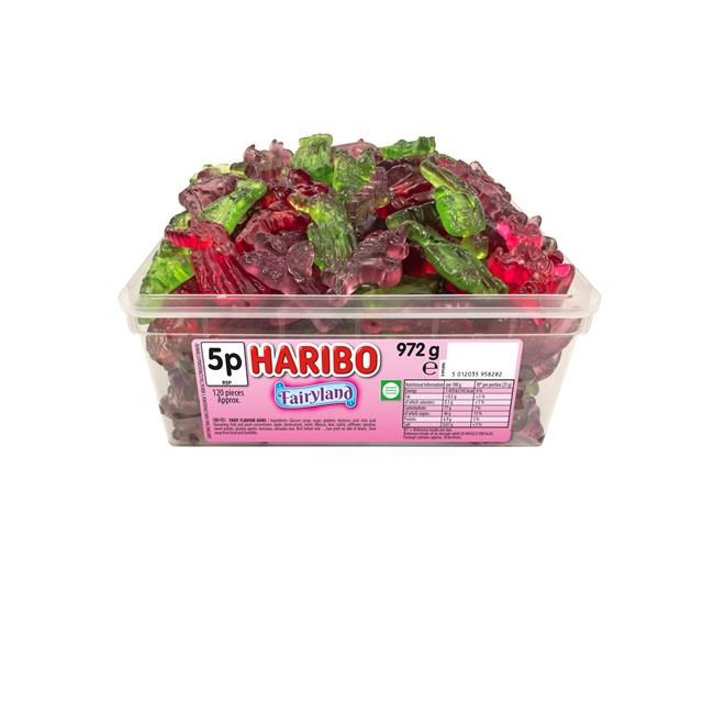 HARIBO TUBS 5P FAIRYLAND