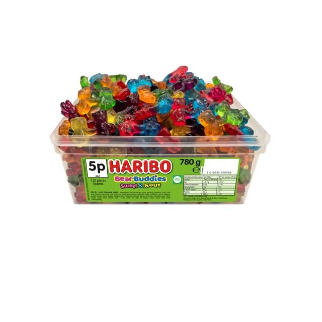 HARIBO 5P BEAR BUDDIES