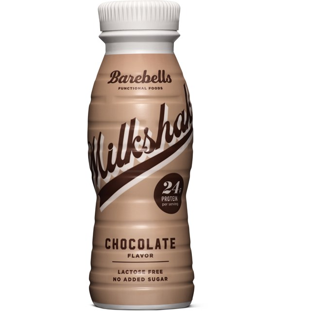 BAREBELLS PROTEIN CHOCOLATE MILKSHAKE