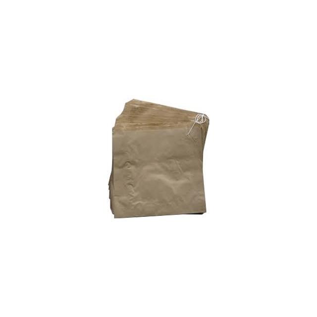 """BROWN PAPER BAGS 10"""" x 10"""""""