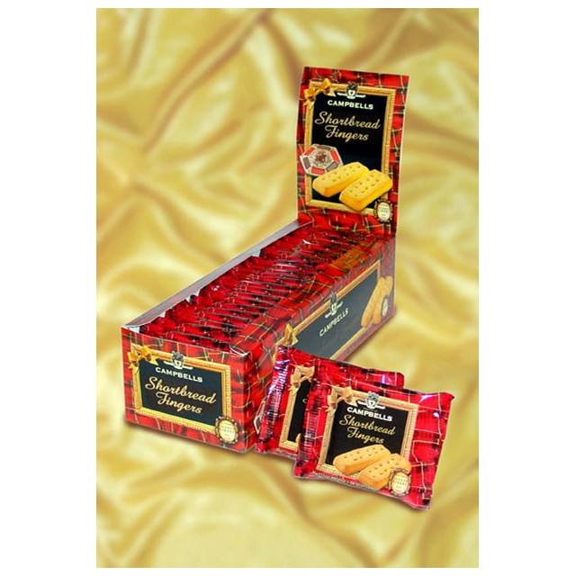 CAMPBELLS SHORTBREAD FINGERS PACKS