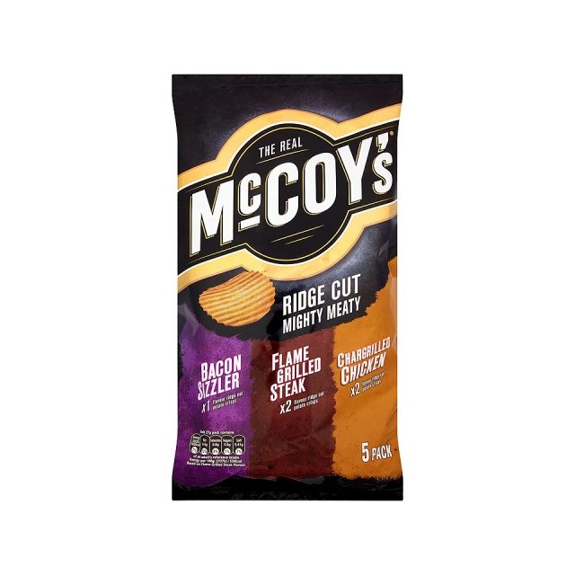 MCCOYS 5PACK VARIETY MEAT