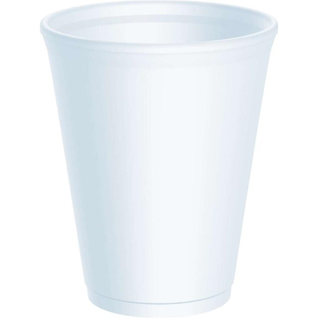 DART POLYSTYRENE 10oz CUP