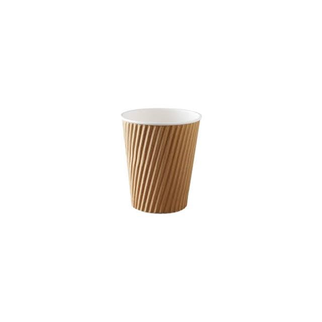 RIPPLE CUP 120Z - BROWN