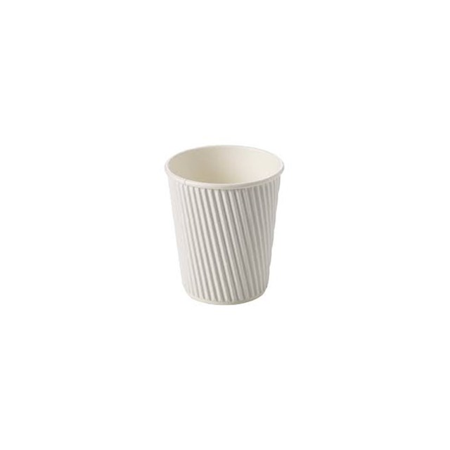 RIPPLE CUP 16OZ - WHITE