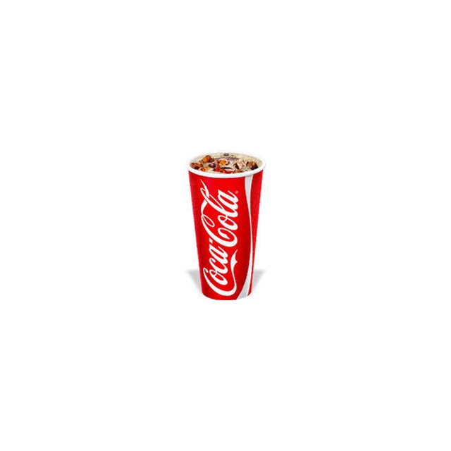 COCA COLA CUPS 12oz