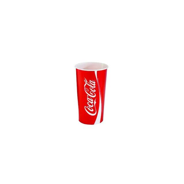 COCA COLA CUPS 22oz