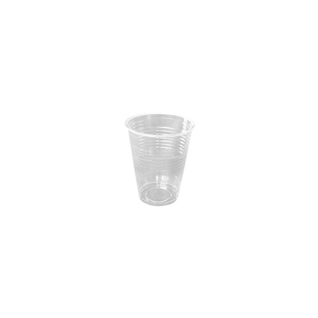 PLASTIC CUP 200ML
